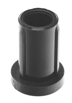 Radbuchse 10 mm