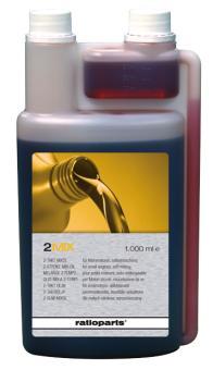 2MIX 2-Takt Mixöl Dosierflasche