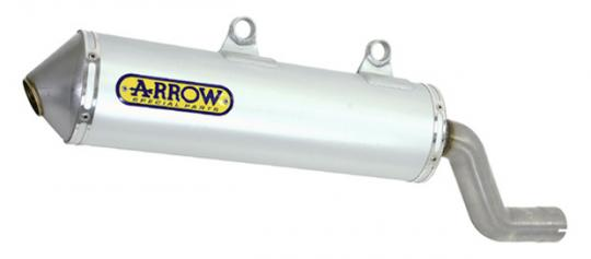 ARROW Auspuff Enduro Alumilite Offroad