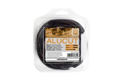 Nylonfaden 4-Kant Alucut 3,0 mm 15 m