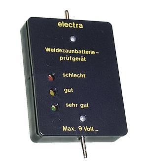Batterieprüfer 9V
