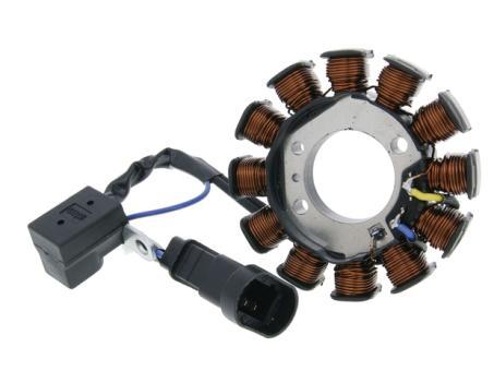 Ankerplatte Piaggio 4T 4V 1 Kombistecker