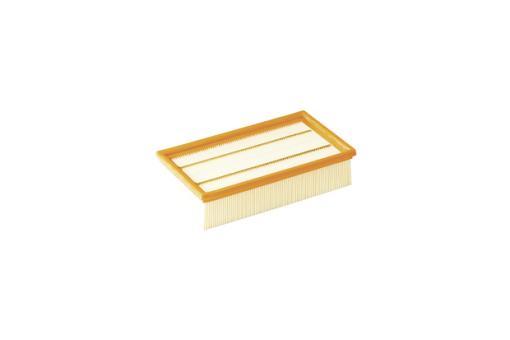 Flachluftfilter für Reinigungsgerät 239 x 140 x 56 mm