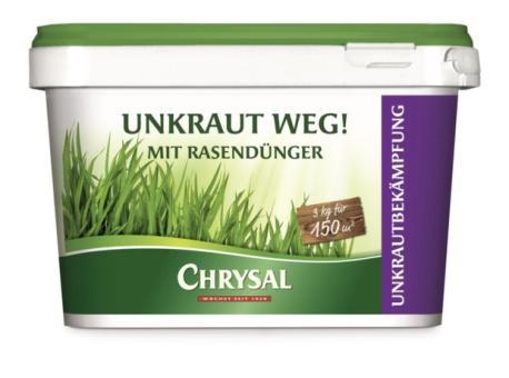 CHRYSAL Unkraut Weg!