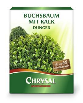 CHRYSAL Buchsbaum mit Kalkdünger 1.0 kg