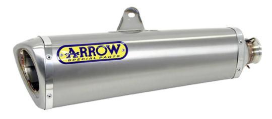 ARROW Auspuff Trophy