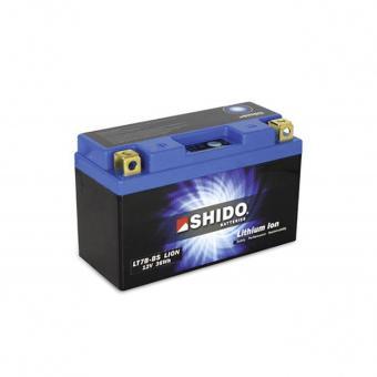 SHIDO Batterie LT7B-BS