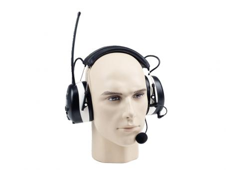 Gehörschutz EARMUFF 31DB FM/AUX/Bluetooth/DAB+