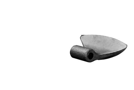 Schlegelmähermesser 195 mm