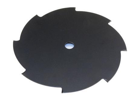 8-Zahnmesser 250 x 20,0 x 1,4 mm