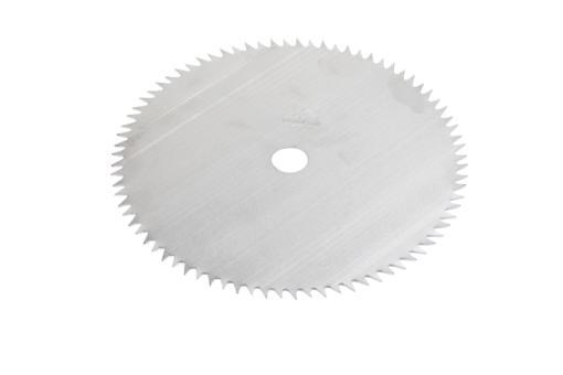 80-Zahnmesser 255 x 25,4 x 1,6 mm