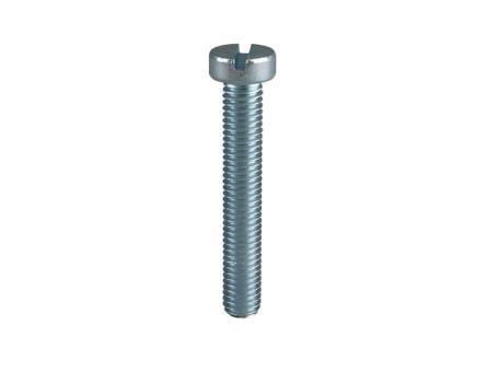 Zylinderschraube DIN84 4.8 M5 x 30 mm
