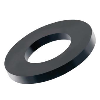 Unterlegscheibe Kunststoff M6 schwarz