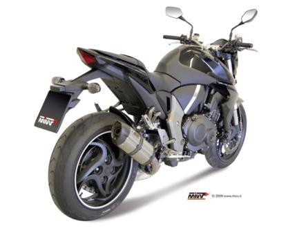 MIVV Slip-On Schalldämpfer Suono Titan HONDA CB 1000 R 2008 - 2017