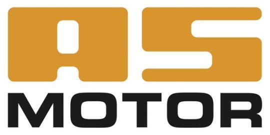 AS-MOTOR Sicherungsscheibe G07864005