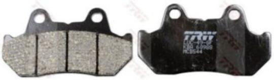 TRW Bremsbelag ALLROUND - ORGANIC NRS MCB544