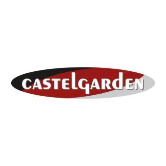 CASTEL GARDEN Hebeachse 382000385/0